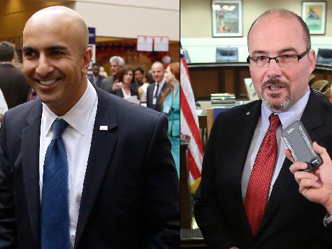 Analysis: Neel Kashkari Gives Establishment Republicans a Breather