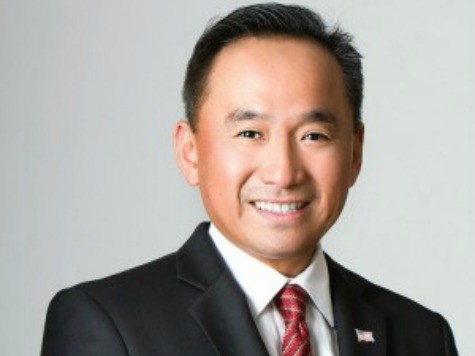Peter Kuo (R) Advances in District with 50% Dems After Opposing 'Un-American' Affirmative Action