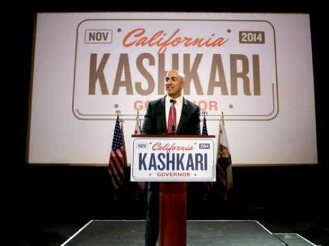 Neel Kashkari Fires First Shot at Jerry Brown, Wants at Least 10 Debates