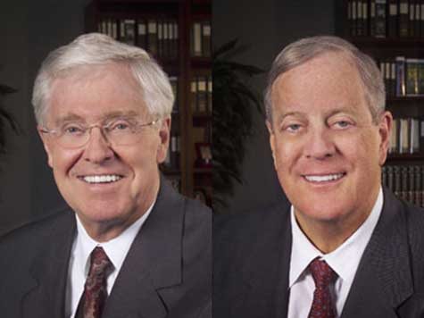 Koch Brothers Give $25 Million to United Negro College Fund