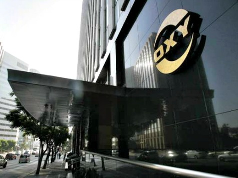 Occidental Petroleum Splits from CA