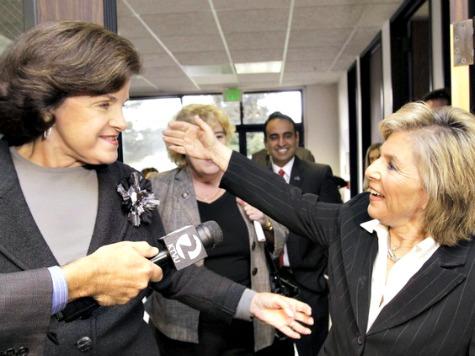 California Senators Feinstein and Boxer Wring Hands over Iraq