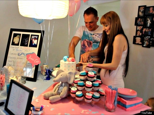 Boy or Girl? Baby 'Gender-Reveal Parties' on Rise in California