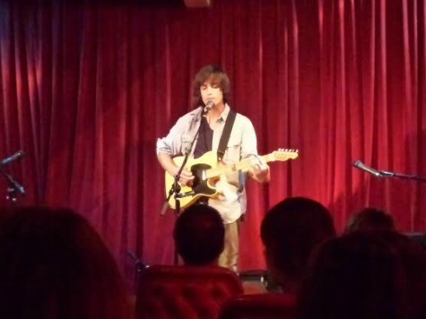 Review: Musician Jacob Snider Shines at Room 5 Lounge