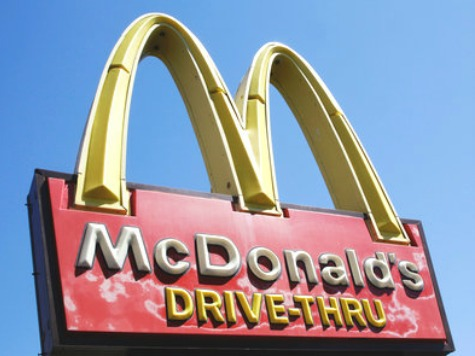 4-Car Crash in McDonald's Drive-Thru