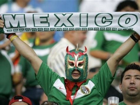 California on Hold as Mexico Plays Netherlands