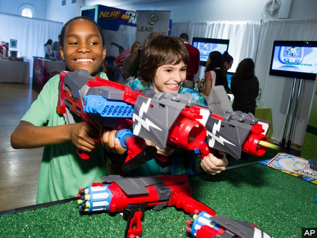 Google Ad Ban to Include Toy Guns, Paintball Guns