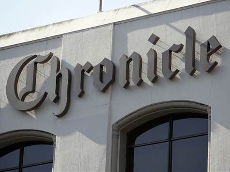 SF Chronicle Blames Breitbart for Drawing Media's Attention to Border Crisis