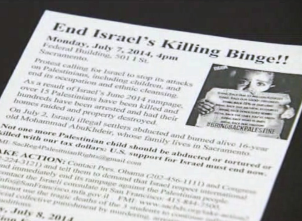 California Families of Israeli, Palestinian Victims React Differently