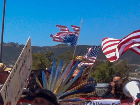 Revolutionary Communist Party, USA Linked to Pro-Amnesty Protests at Murrieta