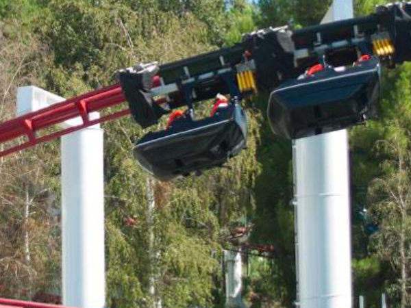 2nd Amusement Park Accident in 1 Week for SoCal