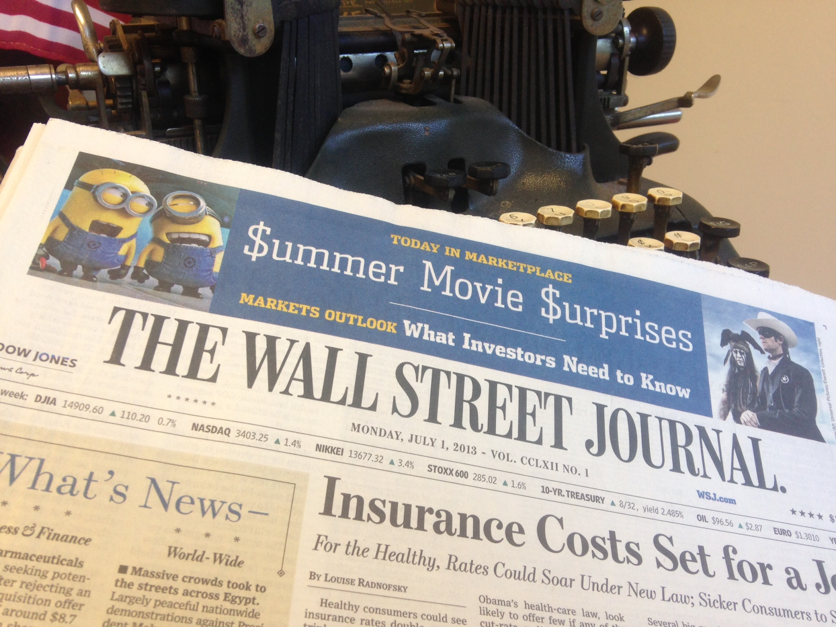 WSJ is Too Old to Appreciate Venture Capital