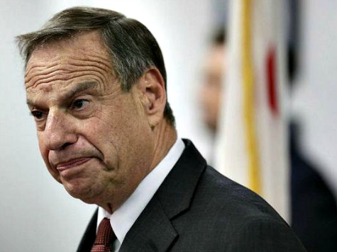 Former San Diego Mayor Bob Filner Hospitalized