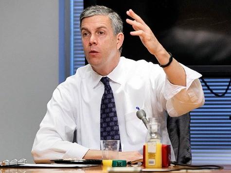 AFT Teachers Target Obama Education Secretary Arne Duncan