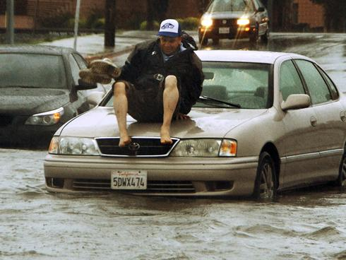 Dry, Dry, Dry: Hopes for El Niño Collapse