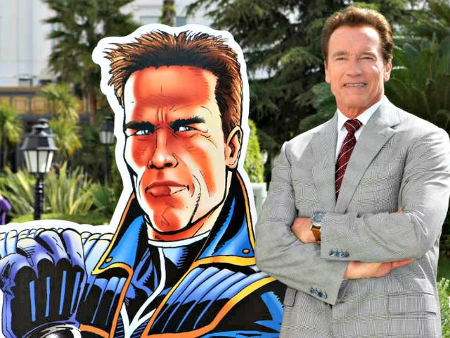 It's ON: Kashkari v. Schwarzenegger