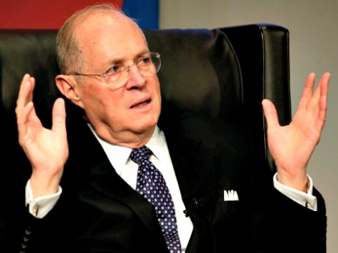 Supreme Court Justice Anthony Kennedy: Constitution 'Flawed'