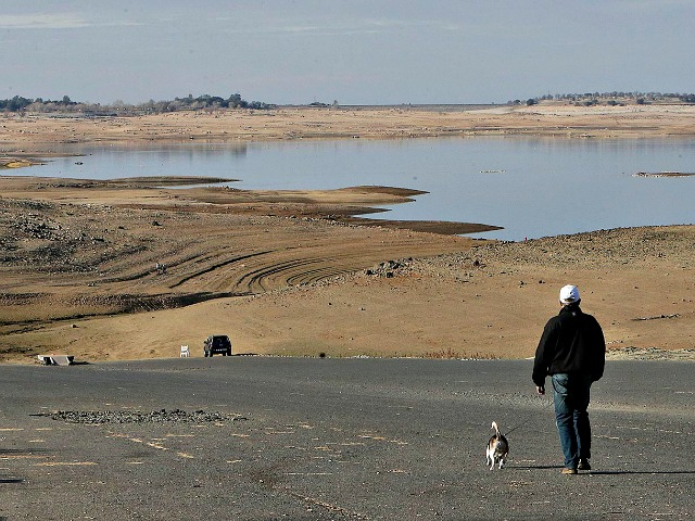 Drought Update: Over 80% of California Reservoirs Are Less than Half Full