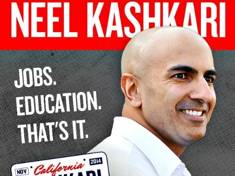 Kashkari Far Behind in Poll, George Will Calls Him the 'New Goldwater'