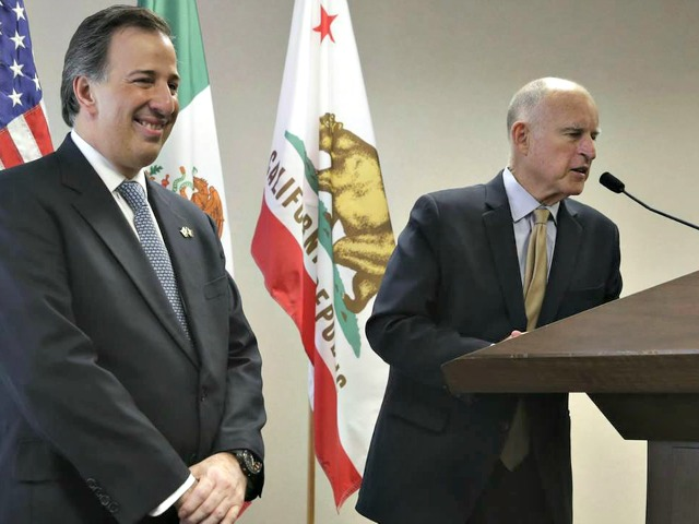 Jerry Brown Gets Biblical on the Border Crisis:  'We Should Welcome the Stranger'