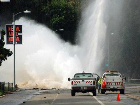 UCLA Flood Erupts Into Social Media Explosion