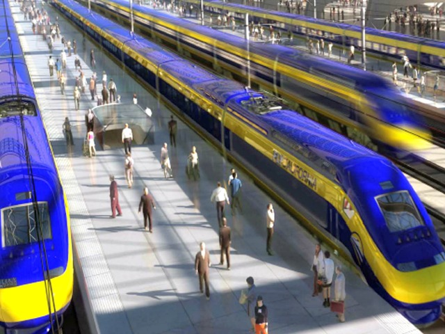 California Appeals Court Gives New Life to High-Speed Rail Plan