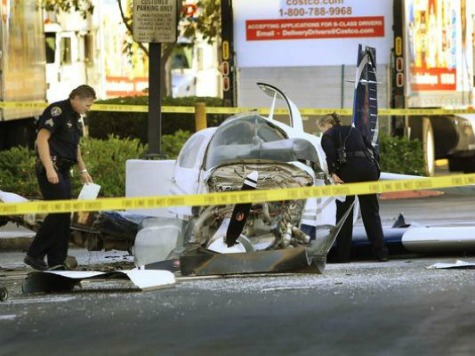 Deadly Plane Crash at San Diego Costco Parking Lot