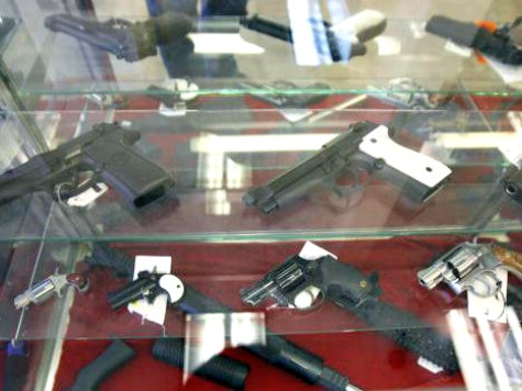 'Gun Violence Restraining Order' Legislation Stalls in CA Senate Committee