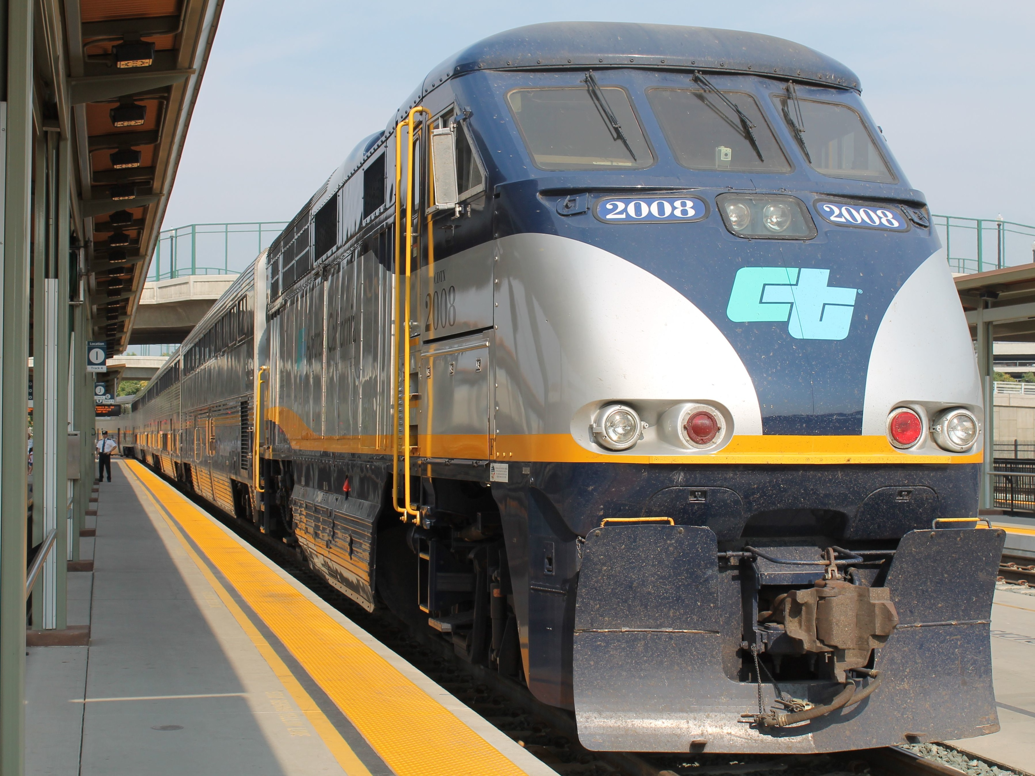 Forget High-Speed Rail–California Still Needs Low-Speed Rail
