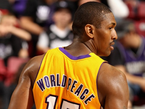 Metta World Peace Now to Be 'The Pandas Friend'