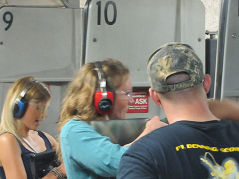 Youth Take Aim for ATF Night in Southern California