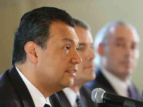 Dems' Padilla Wants to Turn Secretary of State into 'Redistricting Czar'