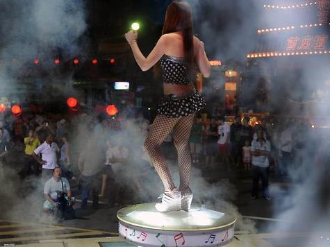 San Francisco Strip Clubs Hold 'Jobs Fair'