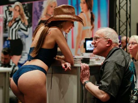 Porn Industry Condom Bill Shot Down in California
