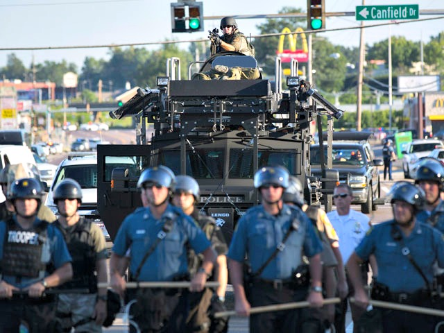 Big Cities Brace for Protests, Riots After Ferguson Grand Jury Decision