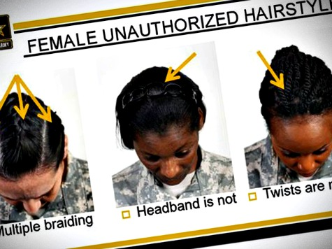 Chuck Hagel Reverses Military Ban on Popular African American Hairstyles