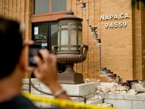 Over 120 Injured in Napa Quake