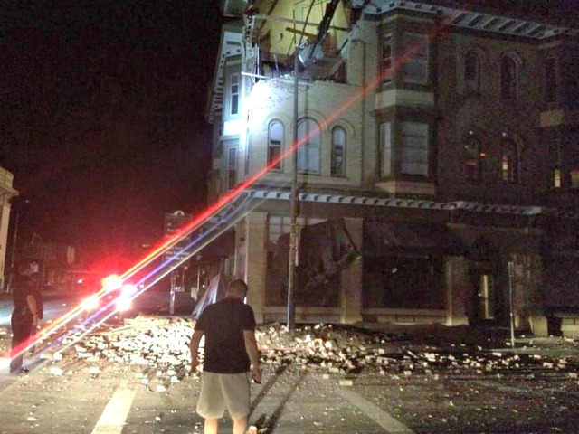 Experts: Napa Quake Could Have Been Far Worse