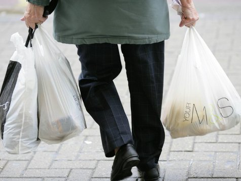 Padilla's Plastic Bag Ban Fails; May Face Re-Vote