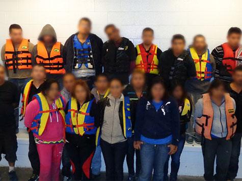 37 Illegal Aliens Boat into U.S. Off San Diego Coast
