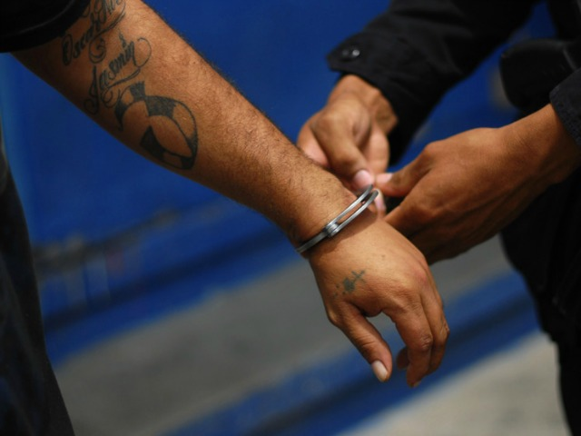 Another MS-13 Gang Member Apprehended in El Centro Border Sector