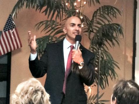 Kashkari: Sacramento 'Creates Poverty;' Ready for Round 2 With Brown