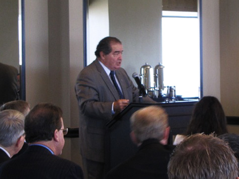 Scalia on War Powers: 'Not as Easy a Question as You Might Think'