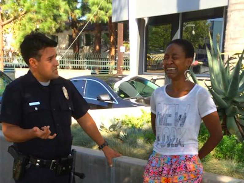 'Disgusting'; LAPD Cop in 'Django' Case Slams Racism Investigation