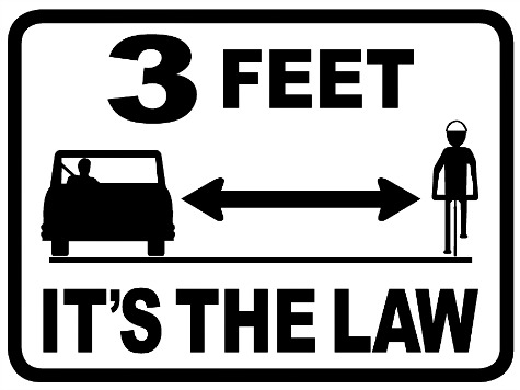 Cyclists vs. Drivers: Tensions Mount as California Mandates 3-Foot Buffer