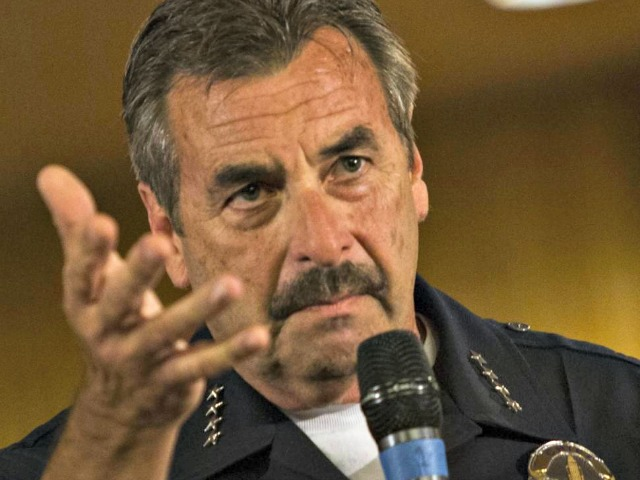 LAPD Chief Charlie Beck Meets with Muslims to Stop ISIS in Community
