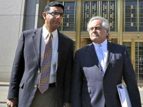 Dinesh D'Souza Sentenced to Probation, Community Service