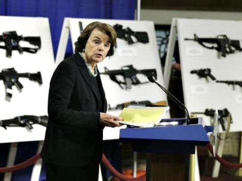 Report: Senator Feinstein's 'Assault Weapons' Ban Hasn't Saved Lives
