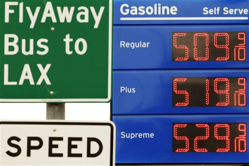 California's 15 Cent Gasoline Surtax Seems Unstoppable
