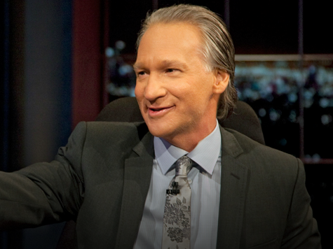 No Sympathy for 'Racist' Bill Maher, Hoist by Own Petard